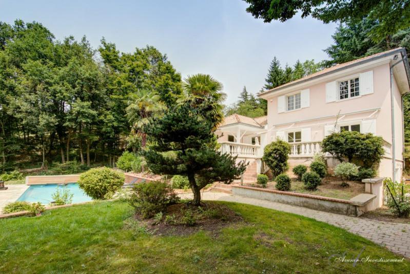 Deluxe sale house / villa Limonest 1350000€ - Picture 1