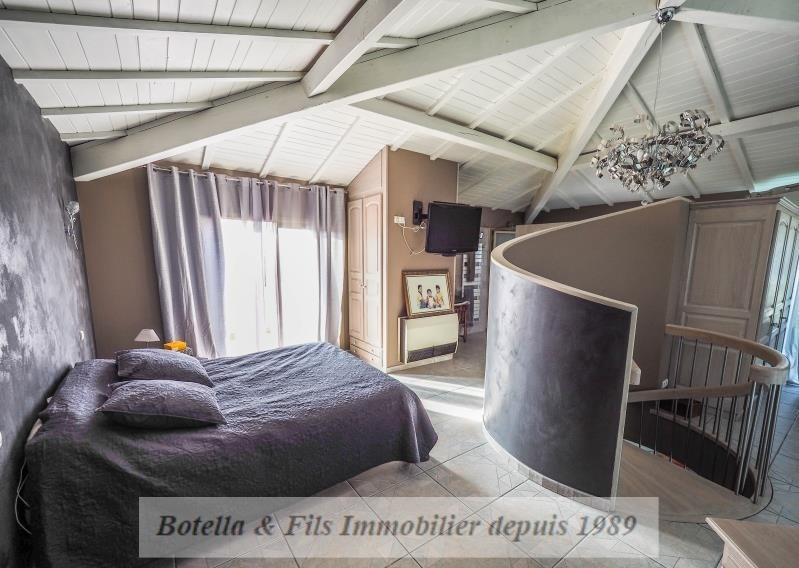 Vente de prestige maison / villa Bagnols sur ceze 490000€ - Photo 10