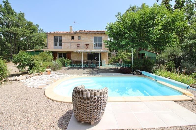 Vente maison / villa Saint cezaire sur siagne 395000€ - Photo 1