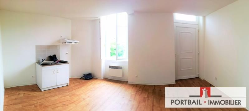 Rental apartment Blaye 445€ CC - Picture 1