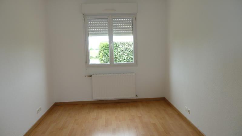 Rental house / villa St georges des gardes 596€ CC - Picture 5