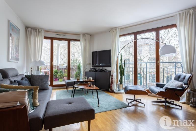 Vente appartement Paris 18ème 882000€ - Photo 1