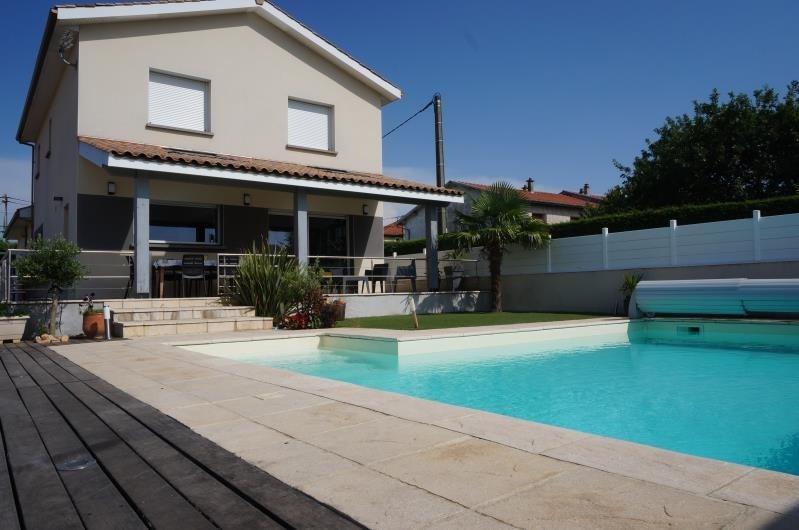 Vendita casa Auberives sur vareze 384000€ - Fotografia 1