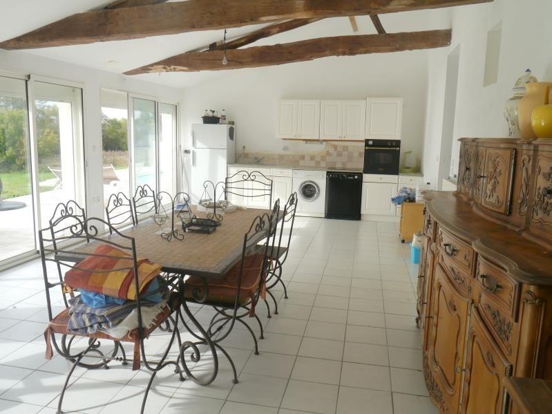 Sale house / villa St dizant du gua 372600€ - Picture 4