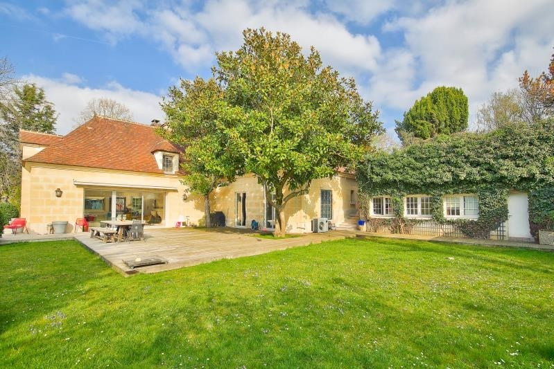 Deluxe sale house / villa St nom la breteche 2495000€ - Picture 2
