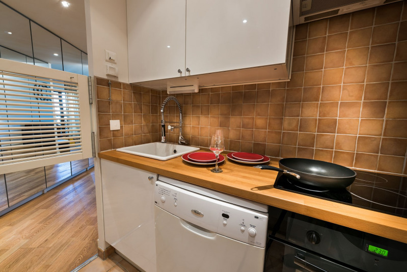 Rental apartment Paris 17ème 3000€ CC - Picture 12