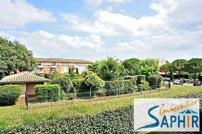 Sale apartment Toulouse 168 000€ - Picture 1