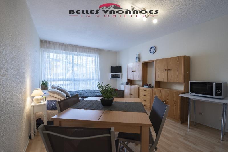 Sale apartment Saint-lary-soulan 54500€ - Picture 1