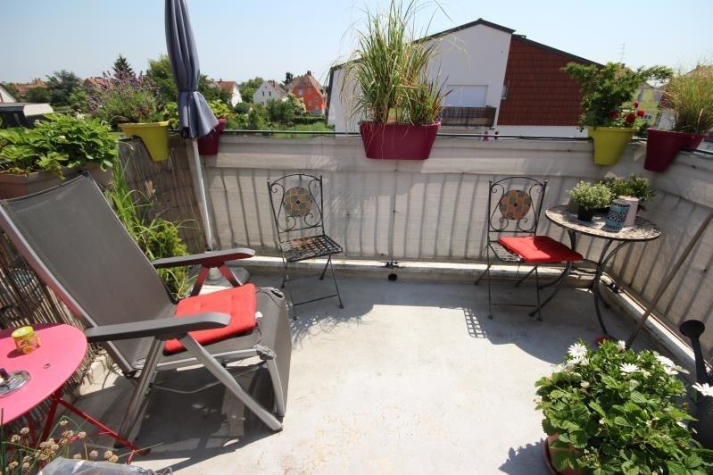 Location appartement Holtzheim 755€ CC - Photo 1