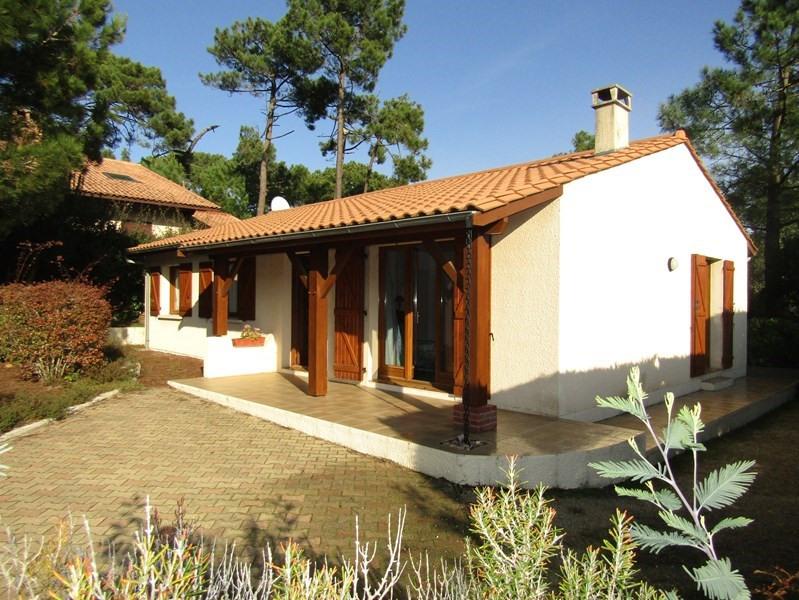 Location vacances maison / villa Lacanau-ocean 705€ - Photo 1