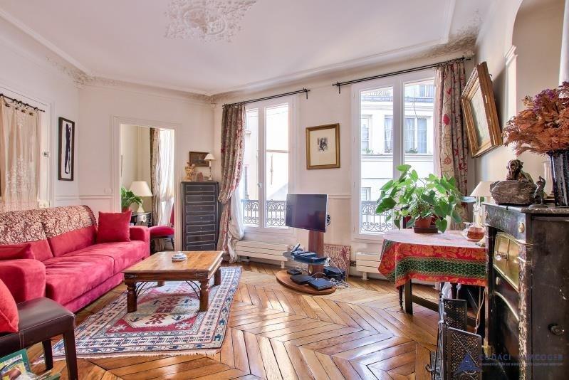 Vente de prestige appartement Paris 2ème 950000€ - Photo 2