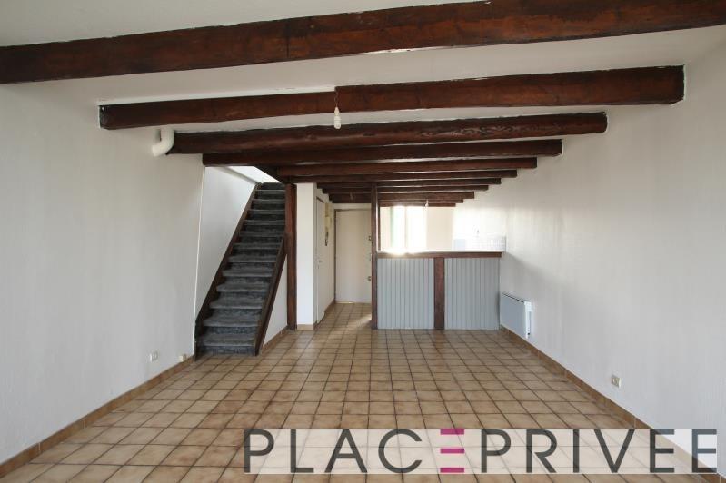 Rental apartment Nancy 520€ CC - Picture 1
