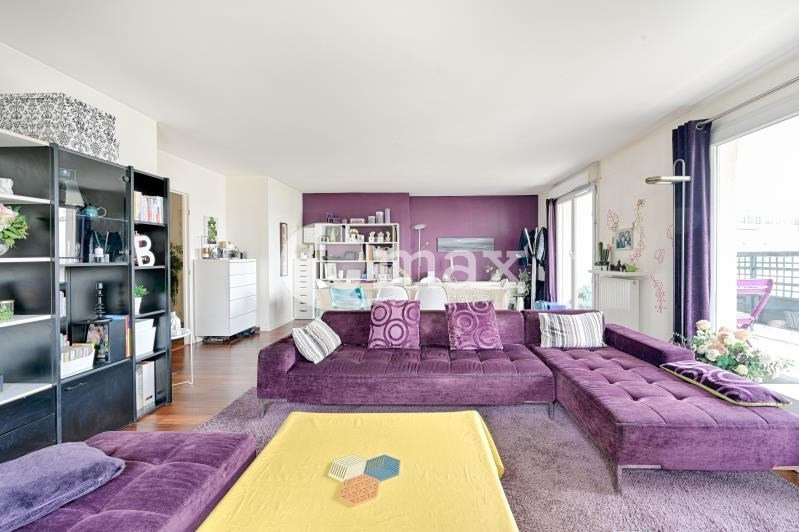 Sale apartment Colombes 525 000€ - Picture 1