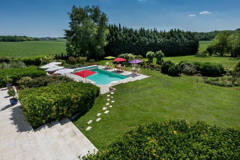 Vente de prestige maison / villa Germigny l eveque 2150000€ - Photo 2