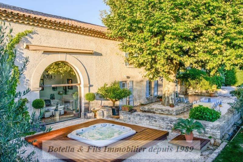 Verkoop van prestige  huis Uzes 997000€ - Foto 10