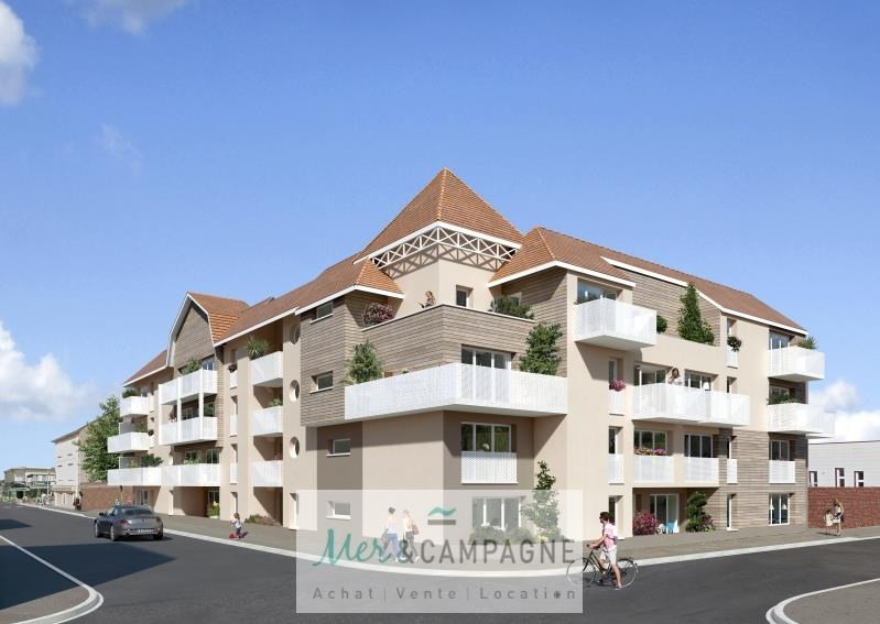 Vente appartement Fort mahon plage 121 500€ - Photo 1