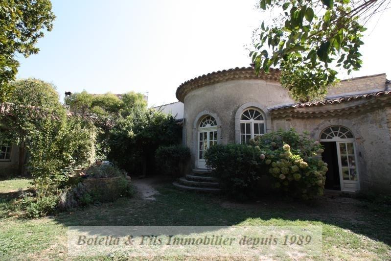 Verkoop van prestige  huis Uzes 930000€ - Foto 2
