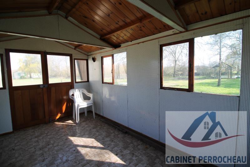 Sale house / villa La chartre sur le loir 43000€ - Picture 5
