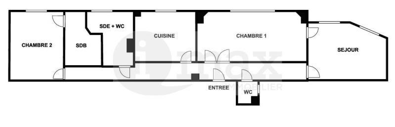 Sale apartment Courbevoie 835000€ - Picture 6