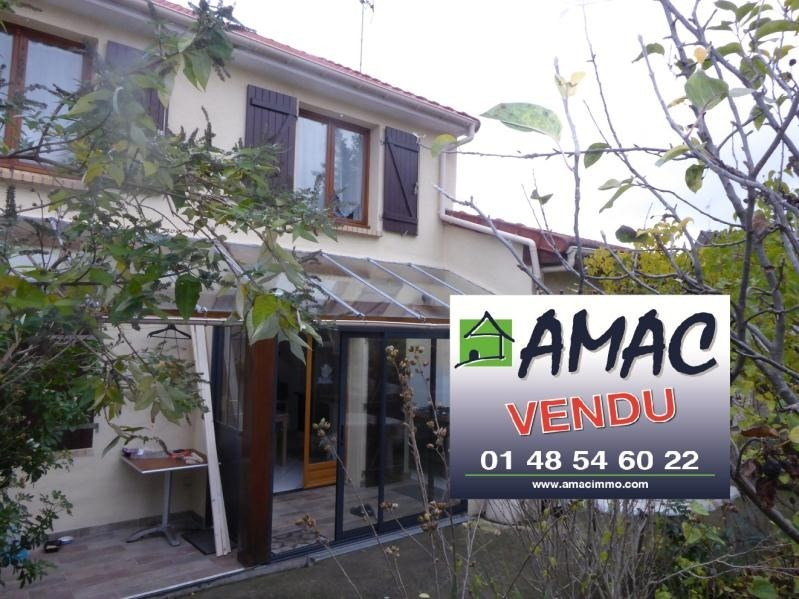 Vente maison / villa Villemomble 340 000€ - Photo 1