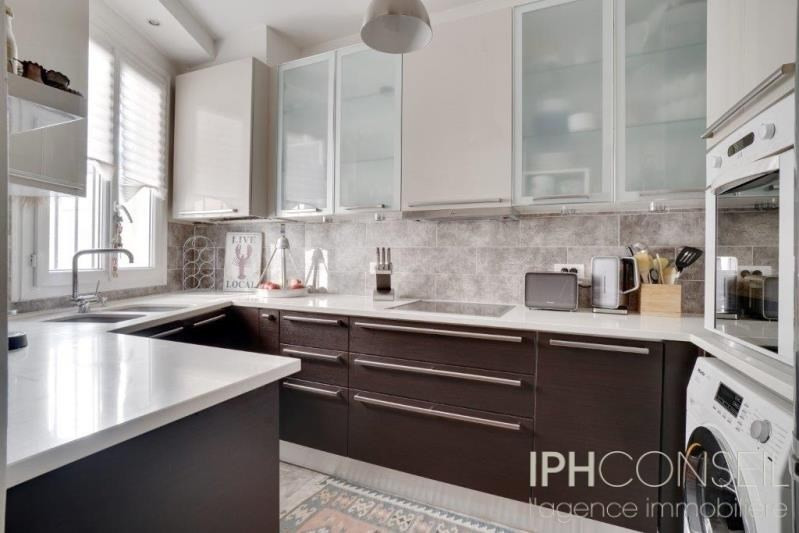 Vente de prestige appartement Levallois perret 1 160 000€ - Photo 4