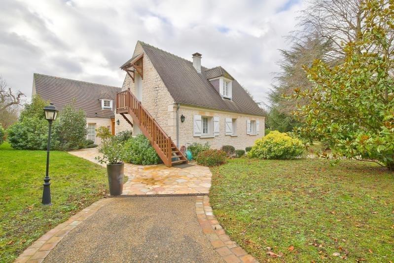 Deluxe sale house / villa St nom la breteche 1490000€ - Picture 3