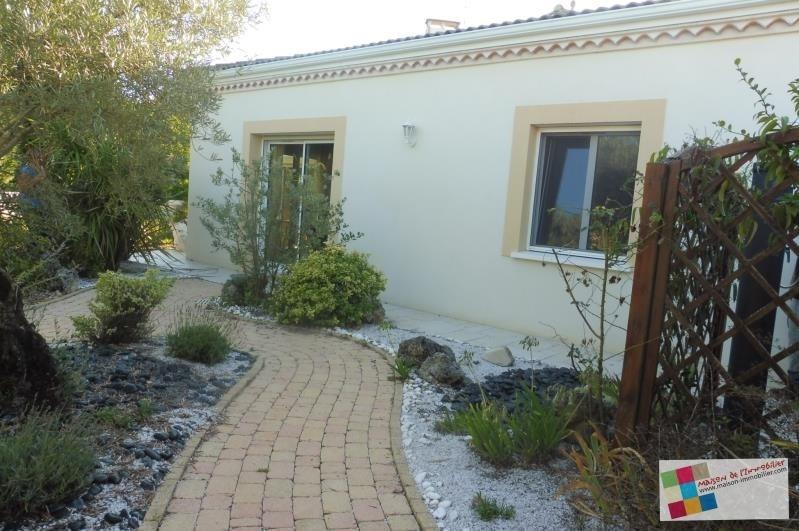 Vente de prestige maison / villa St georges de didonne 546000€ - Photo 1