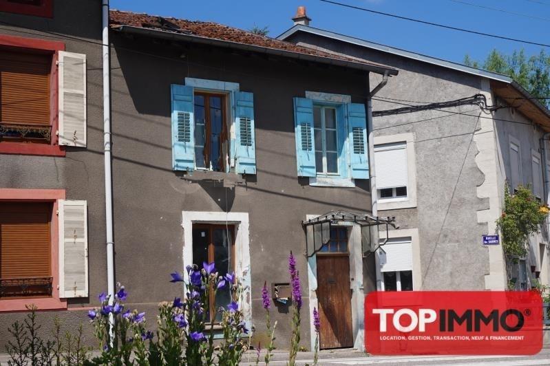 Sale house / villa Baccarat 17900€ - Picture 1