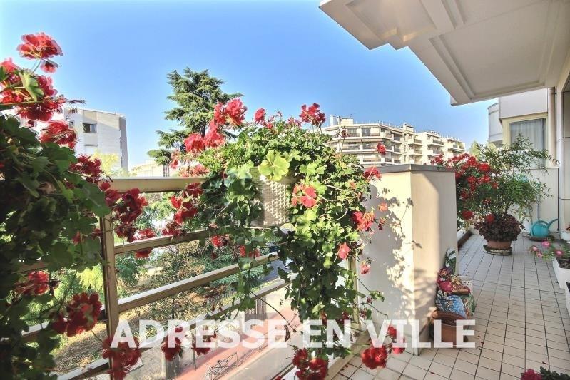 Sale apartment Levallois perret 450000€ - Picture 1