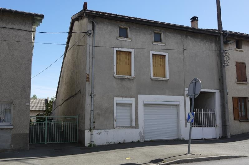 Vente maison / villa Auberives sur vareze 168 000€ - Photo 1
