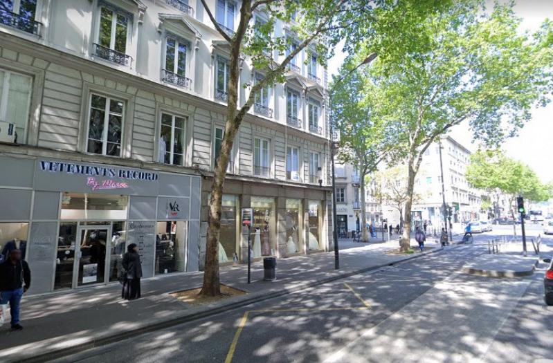 Venta  apartamento Lyon 7ème 310000€ - Fotografía 1