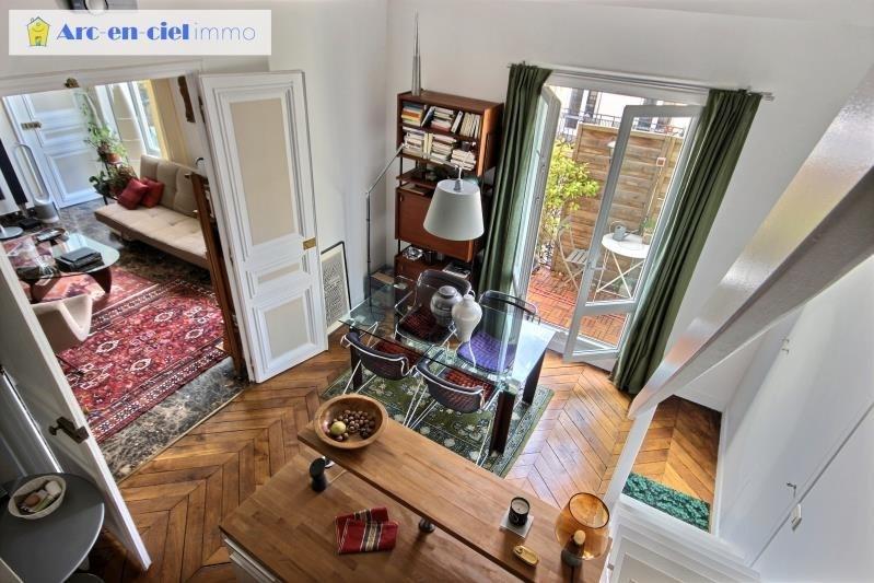 Vente de prestige appartement Paris 9ème 1090000€ - Photo 6