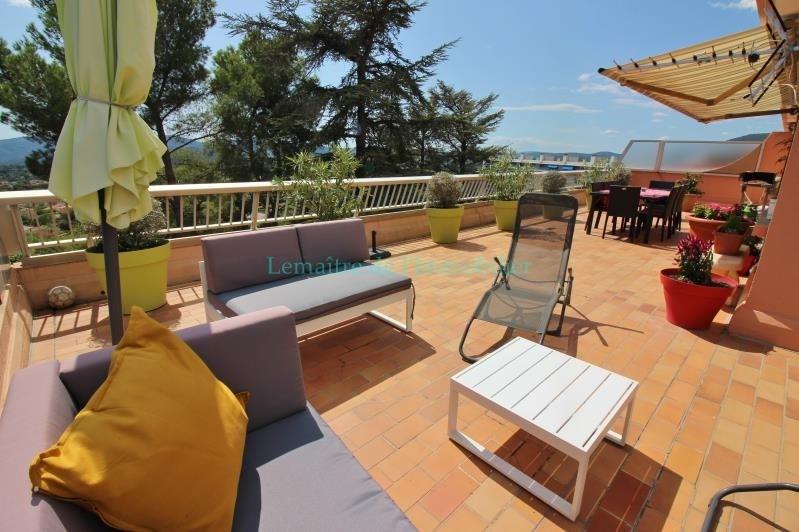 Vente appartement Grasse 317000€ - Photo 2