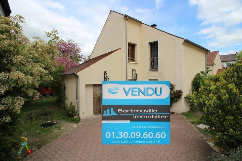 Revenda casa Sartrouville 424000€ - Fotografia 1