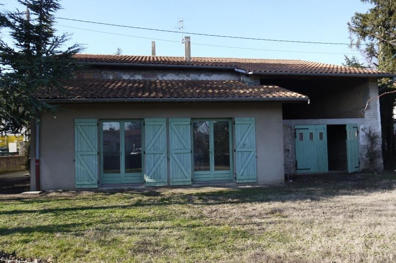 Vente maison / villa Auberives sur vareze 145 000€ - Photo 1