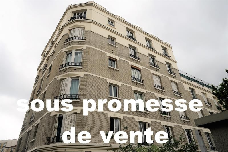 Sale apartment Courbevoie 168 000€ - Picture 1