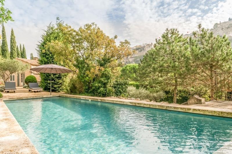 Deluxe sale house / villa Les baux de provence 2438000€ - Picture 1