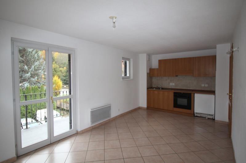 Rental apartment Le fayet 736€ CC - Picture 1