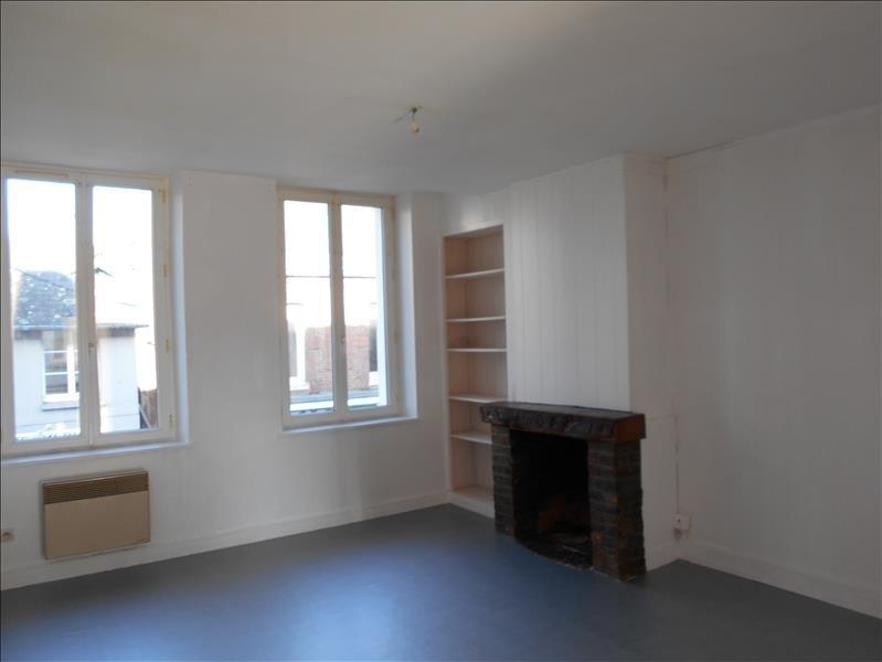 Rental apartment Fauville en caux 450€ CC - Picture 1