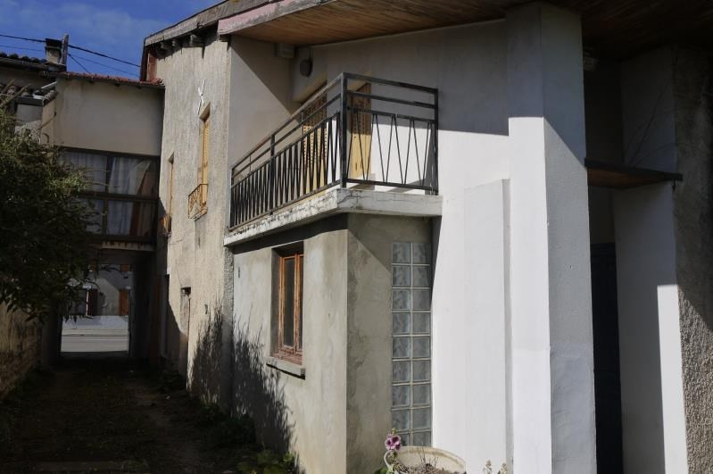 Vente maison / villa Auberives sur vareze 168 000€ - Photo 2