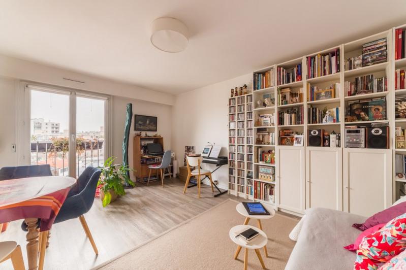 Vente appartement Paris 18ème 331000€ - Photo 3