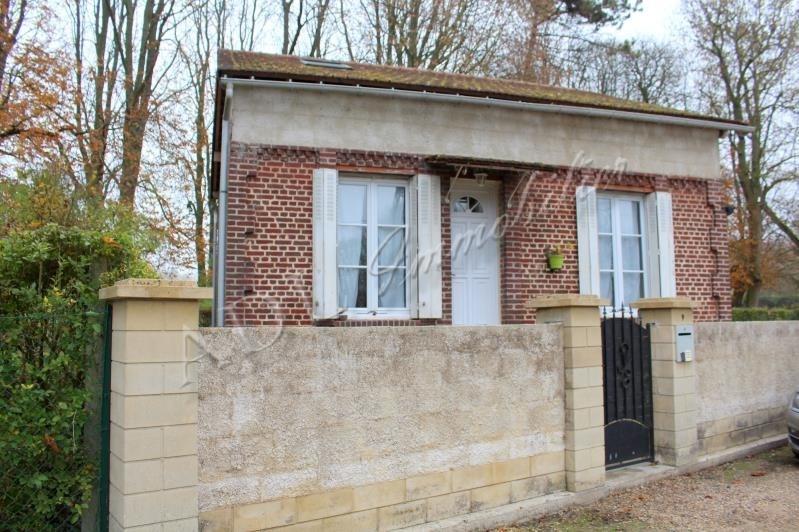 Vente maison / villa Gouvieux 270000€ - Photo 1