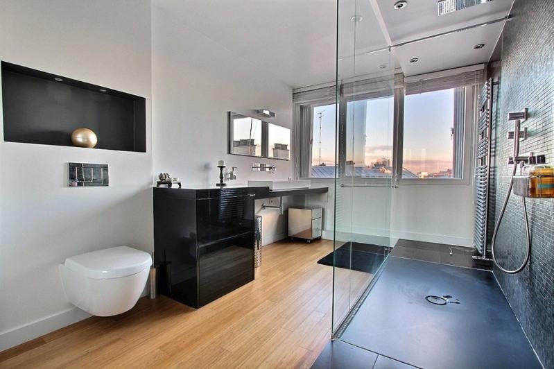 Vente de prestige appartement Paris 20ème 972300€ - Photo 5
