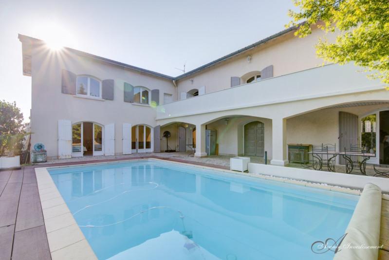 Deluxe sale house / villa Limonest 795000€ - Picture 1