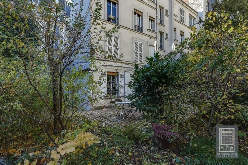 Sale apartment Paris 18ème 305000€ - Picture 7