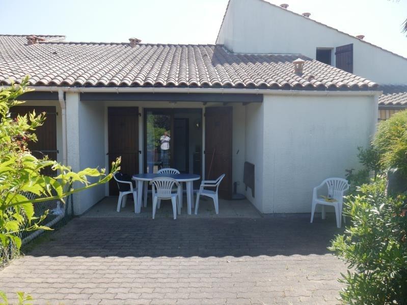 Sale house / villa St vincent sur jard 98000€ - Picture 1