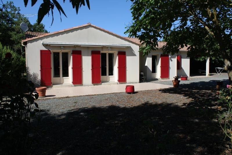 Vente maison / villa Benet 228800€ - Photo 1