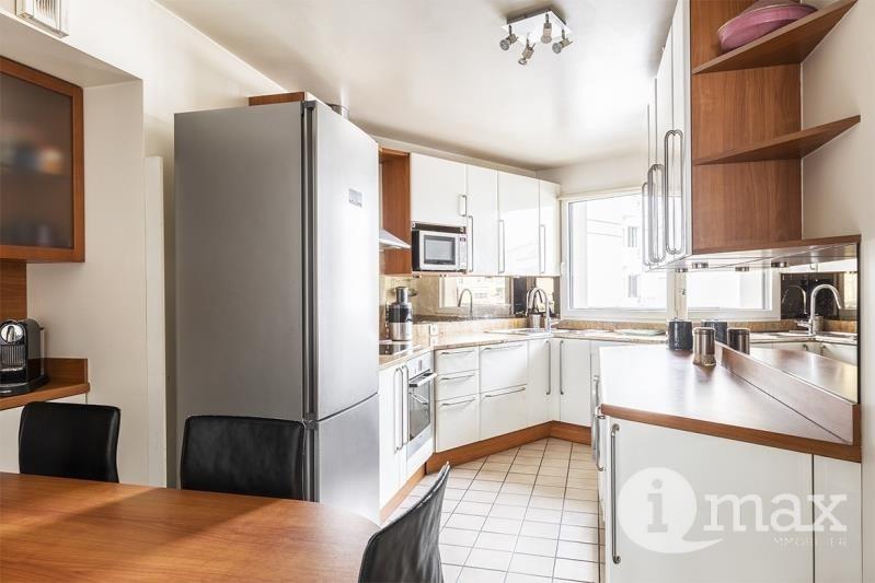Vente de prestige appartement Levallois perret 1225000€ - Photo 2
