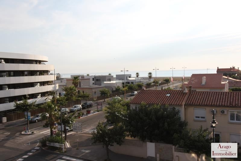 Sale apartment Le barcares 67 400€ - Picture 2