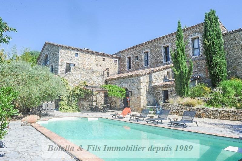 Verkoop van prestige  huis Lussan 945000€ - Foto 1